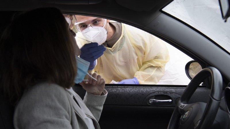Coronavirus: dix-sept nouveaux cas en Suisse