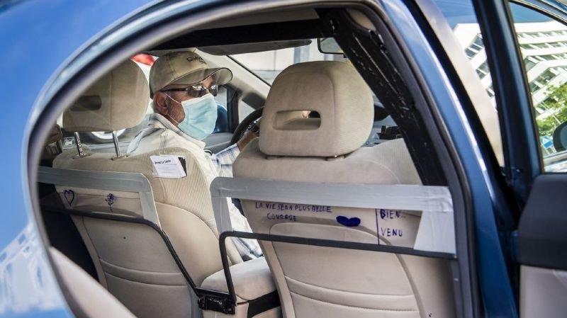 Transport: Uber Suisse durement impacté par le coronavirus