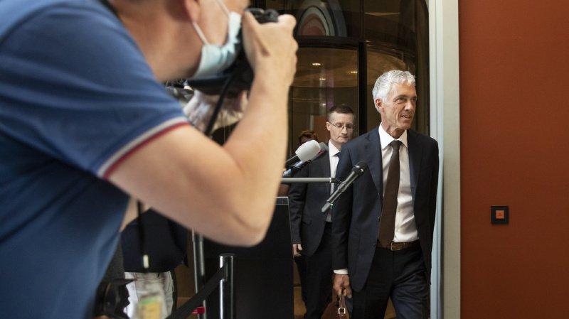 Affaire Lauber: un membre de l'autorité de surveillance du Ministère public démissionne