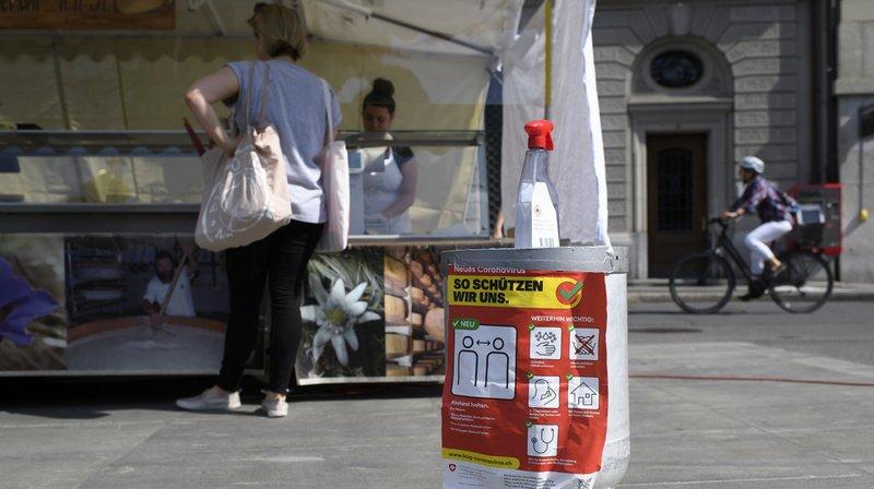Coronavirus: la Suisse a enregistré 10 cas supplémentaires en 24 heures