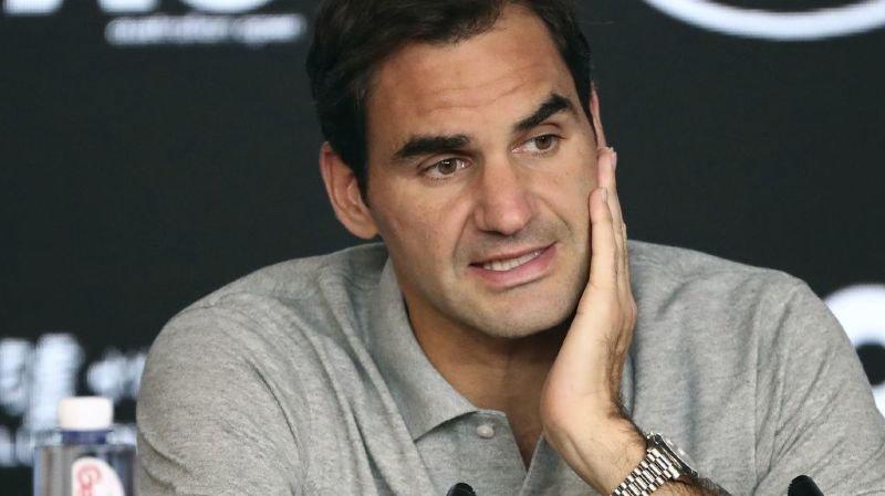 Tennis: Roger Federer met fin à sa saison après une nouvelle opération au genou droit