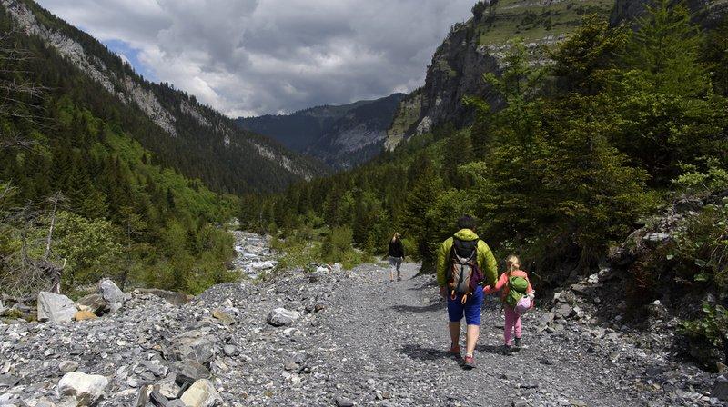 La randonnée en montagne est un sport plus dangereux qu'il n'y paraît.