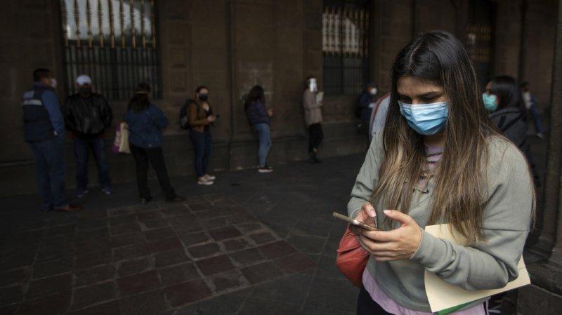 Coronavirus: le Mexique durement touché avec plus de 10'000 morts
