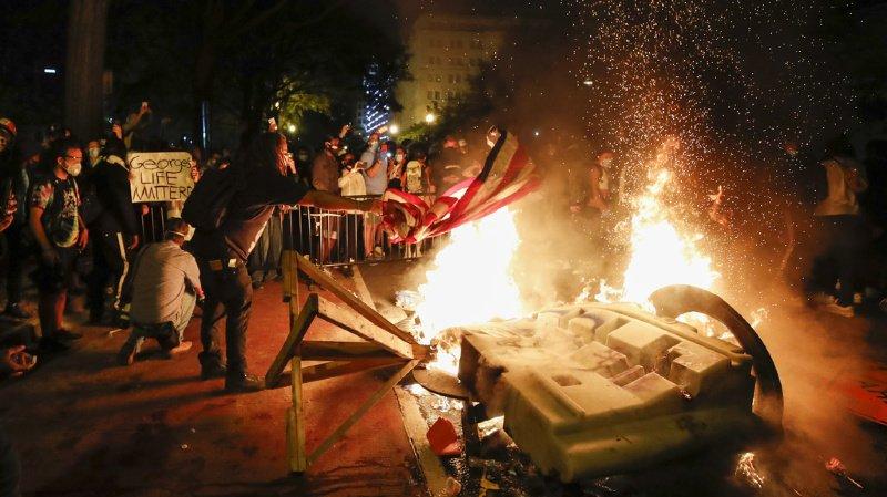 Etats-Unis: de Watts à Minneapolis, retour sur plus de 50 ans d'émeutes raciales