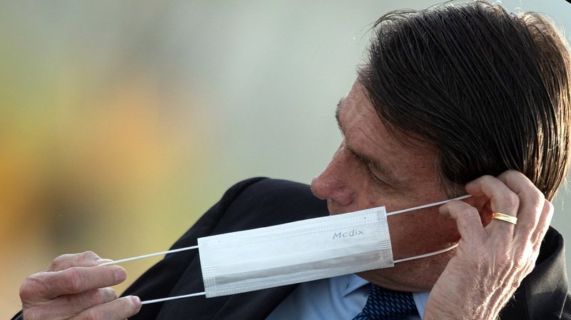 Coronavirus: le président brésilien Jair Bolsonaro a été testé positif