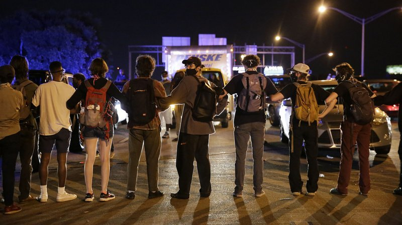 Etats-Unis: manifestations àAtlantaaprès le décès d'un suspect noir abattu par la police