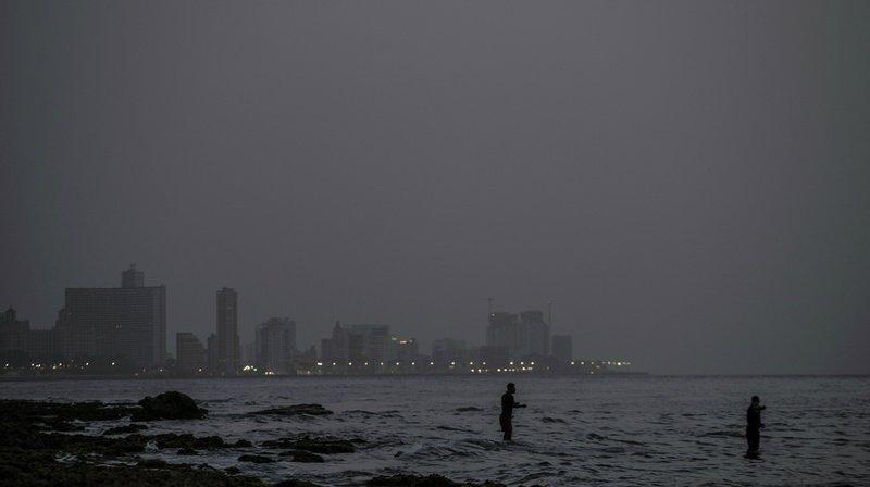 Climat: un immense nuage de sable du Sahara obscurcit le ciel des Caraïbes