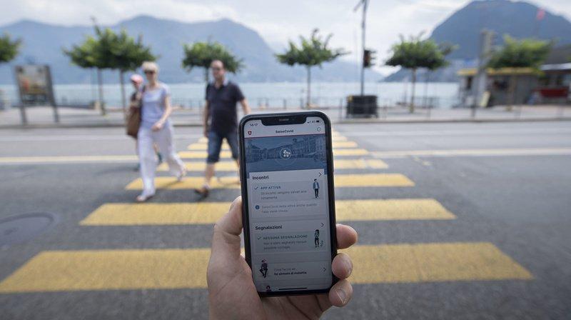 SwissCovid activée par plus d'1 million de Suisses: les chiffres de l'app de traçage