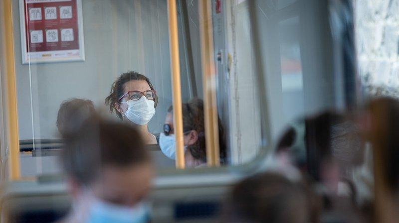 Coronavirus: les entreprises de transports publics sont satisfaites de l'attitude des usagers