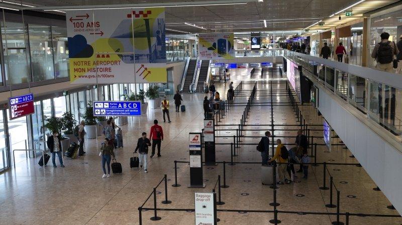 Genève: redémarrage sans envol pour l'aéroport