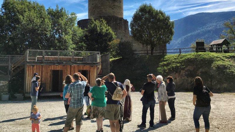 Visite guidée : A la découverte de la Bâtiaz