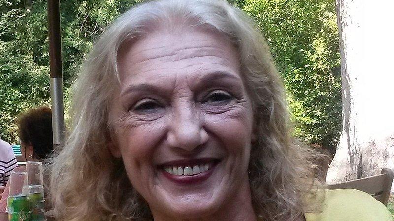 Gemma Salem à l'Orangerie du Parc de Bagatelle en 2015.