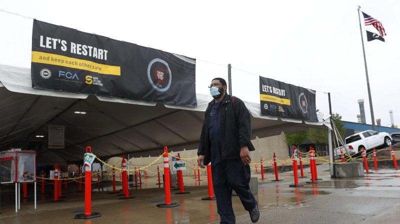 Coronavirus: l'épidémie exacerbe les tensions entre démocrates et républicains