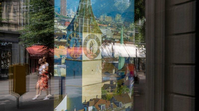 Finance: la Bourse se relance après la crise, avec une hausse de 23% en Suisse