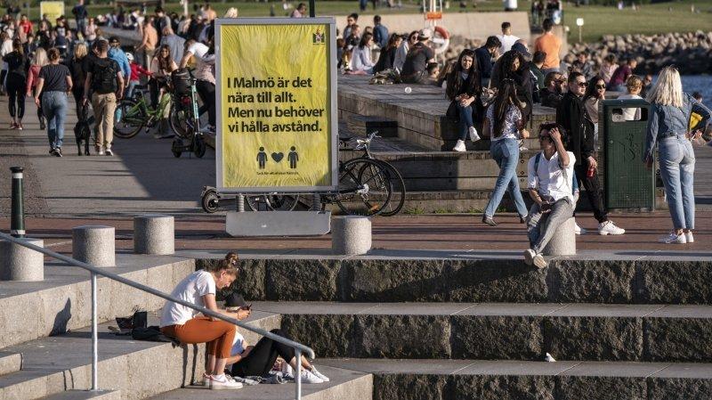 Suède: le confinement participatif, une stratégie risquée