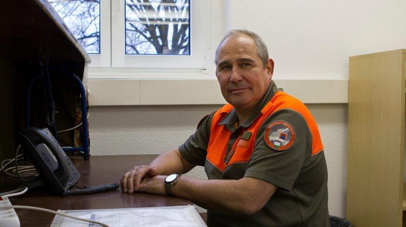 Le syndic Luc Mouthon, qui est aussi chef de la Protection civile du district de Nyon, a annoncé qui ne briguera pas de nouveau mandat.