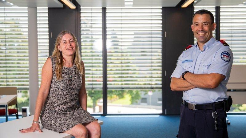 Police Région Morges satisfait 8 citoyens sur 10