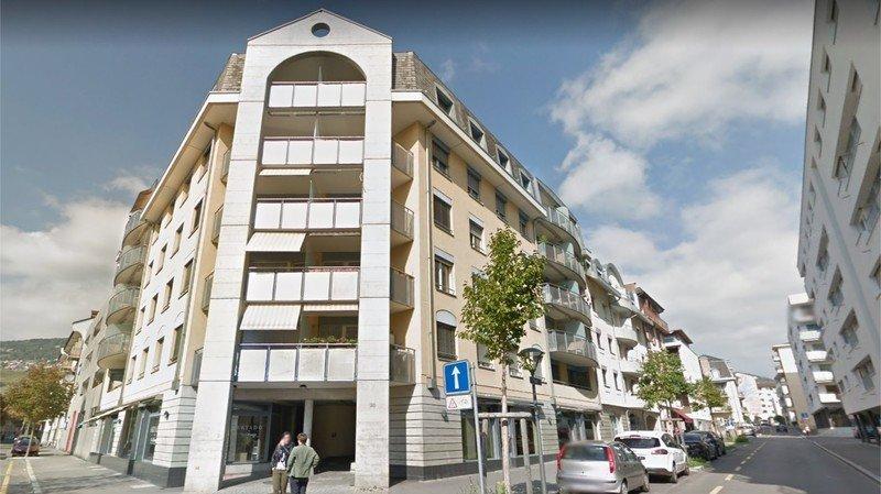 Vevey: un appartement prend feu derrière la gare
