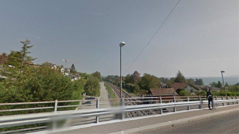 Crans-près-Céligny: un ouvrier décède après avoir été heurté par une locomotive