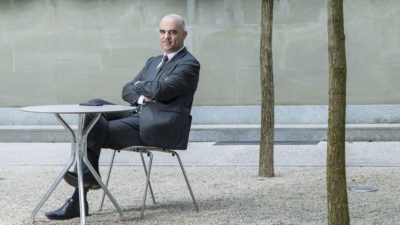 Alain Berset: «J'espère qu'on ira à Paléo en 2021»