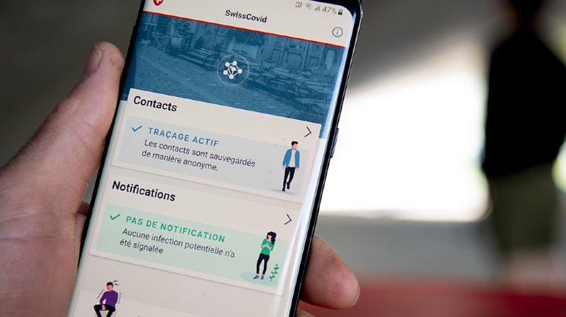 Coronavirus: feu vert des sénateurs pour l'application de traçage de contacts SwissCovid