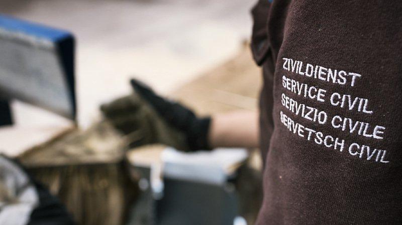 Armée: les conditions d'accès au service civil ne seront pas durcies