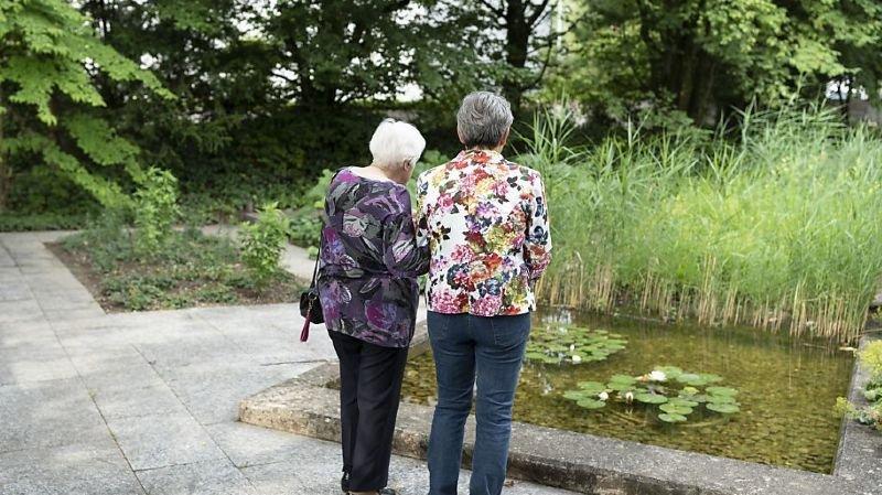 Population: Bâle-Ville, Jura et Tessin comptent le plus de centenaires