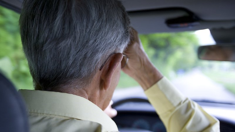Un automobiliste paie cher sa coquetterie au volant (archives).