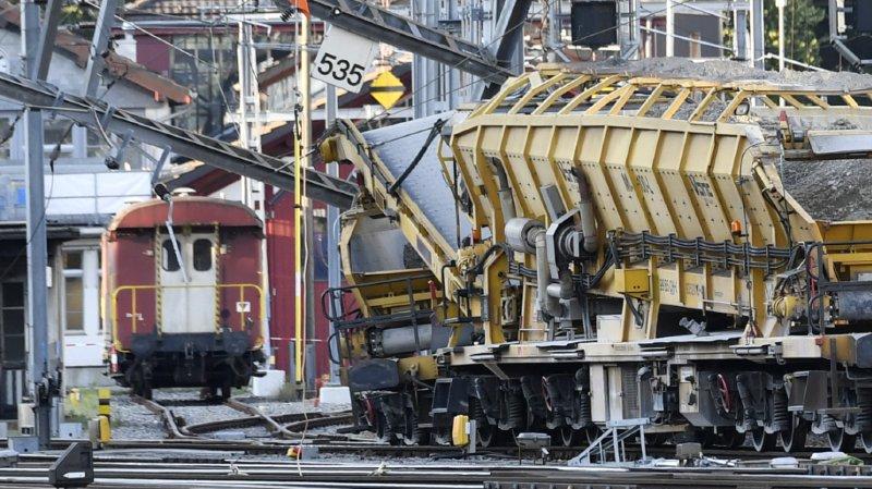 Transports publics: 17 personnes sont décédées dans des accidents ferroviaires en 2019