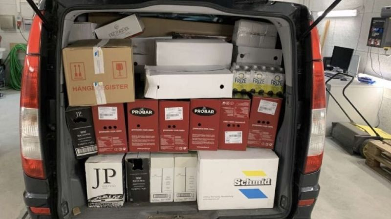 Contrebande: saisie de 665 kg de viande dans une camionnette à Bad Zurzach (AG)