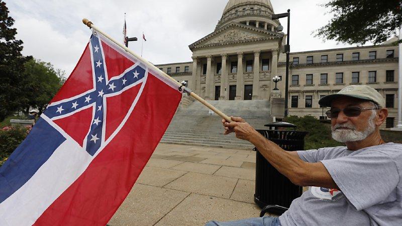 Etats-Unis: le Mississippi prêt à retirer l'emblème confédéré de son drapeau