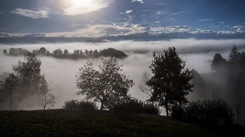 Le soleil a brillé plus que d'habitude sur la Suisse durant le printemps (archives).
