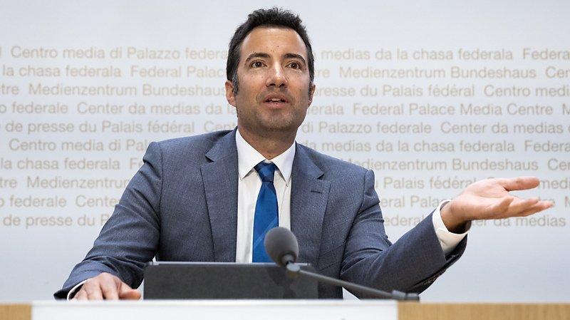 Andrea Caroni (PLR/AR) a rappelé que l'initiative de limitation entraînerait la chute de toute une série d'accords avec l'Union européenne (archives).