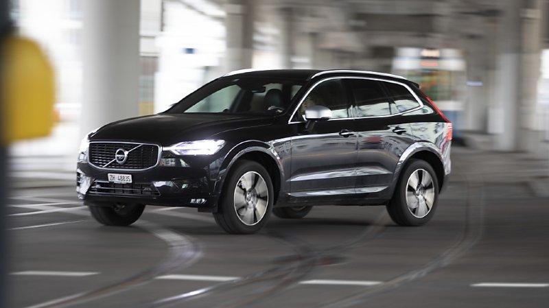Défaut de ceinture: Volvo rappelle 2,2 millions de voitures, dont 40'000 en Suisse