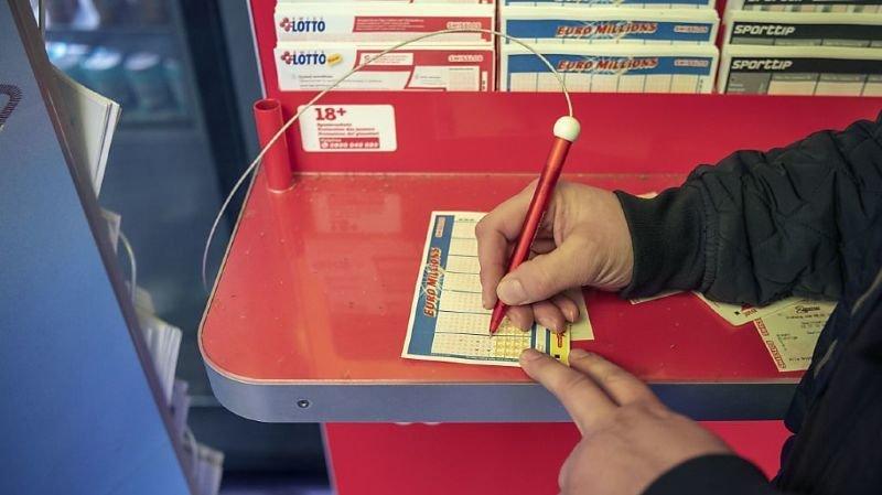 Loterie: le Swiss Loto fait un nouveau millionaire