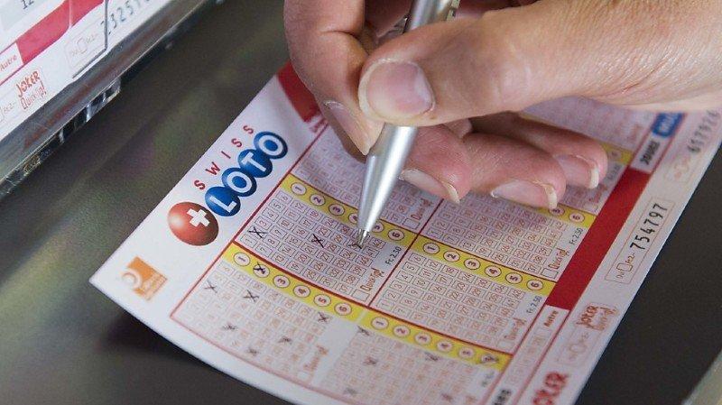 Loteries: le Swiss Loto a fait un nouveau millionnaire en Suisse
