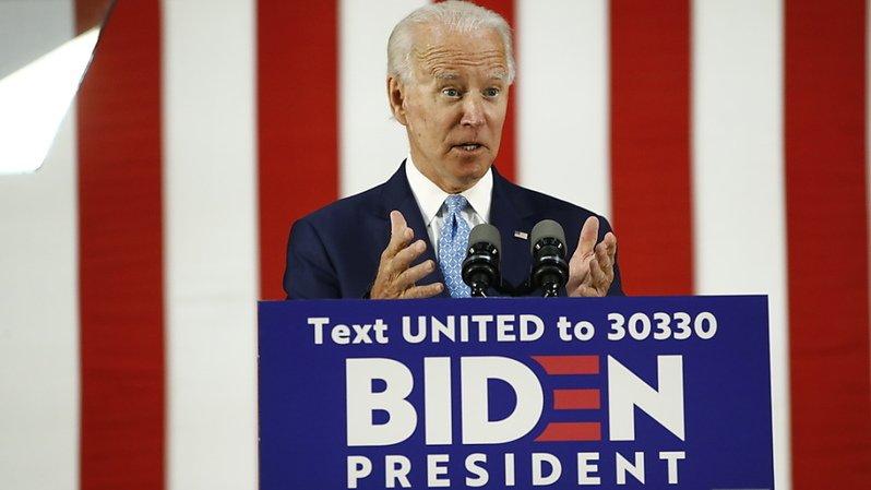 Présidentielle américaine – Coronavirus: Joe Biden annonce qu'il n'organisera pas de meetings électoraux