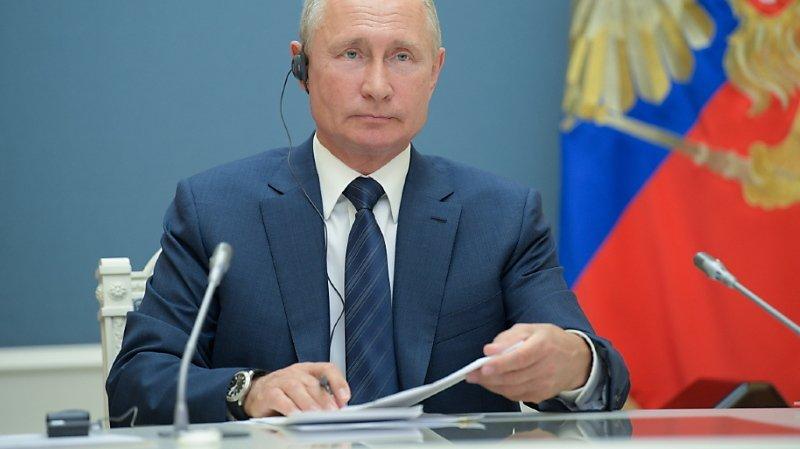 La Russie vote à 73% pour permettre à Poutine de rester au pouvoir