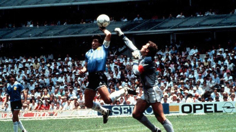 Football: le 22 juin 1986, Maradona écrit sa légende face aux Anglais