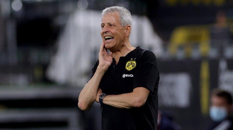 Football: Lucien Favre continuera d'entraîner le Borussia Dortmund la saison prochaine