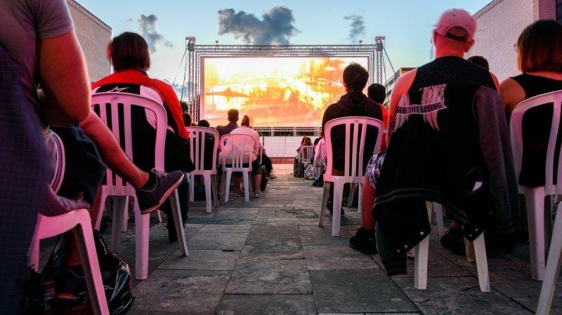 Des cinémas open air pour animer l'été dans la région