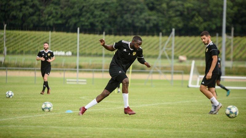 Bonifié, le Stade Nyonnais peut nourrir des ambitions