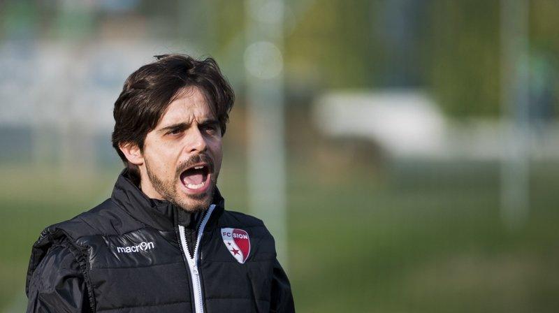FC Sion: Ricardo Dionisio poussé vers la sortie?