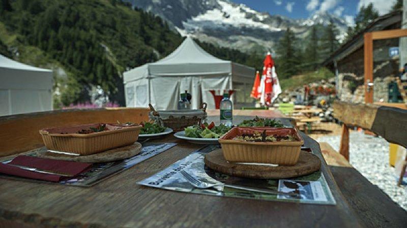Brunch à l'alpage des Ars