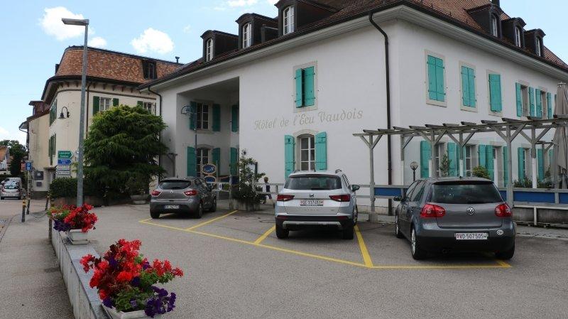 La commune de Begnins met au concours la location de l'Ecu vaudois.