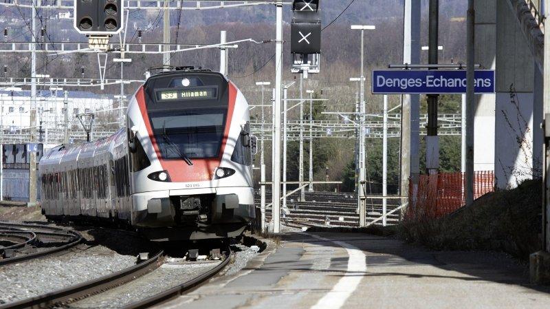 Le Grand Conseil a également dit oui à une détermination demandant d'étudier l'option d'une ligne souterraine Morges-Lausanne avec une gare à l'EPFL.