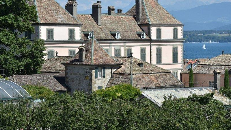 Le château de Coppet accueille à nouveau des concerts