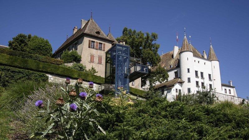 Région de Nyon offre une nuitée hôtelière pour les touristes