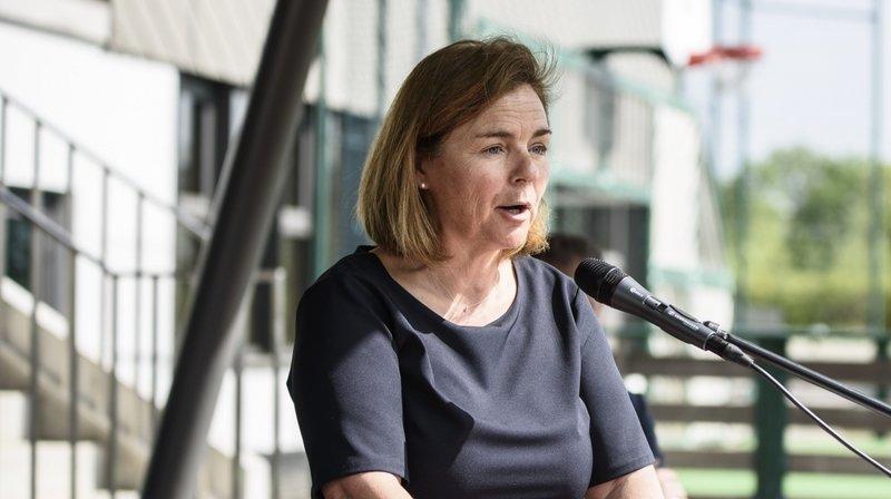Carine Tinguely, municipale de Saint-Prex, est également la vice-présidente de la l'Association de communes vaudoises.