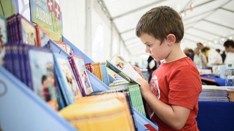 Les jeunes lecteurs retrouveront des espaces qui leur sont dédiés.